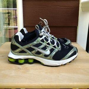 Nike Shox Air Zoom 2:45 Athletic Shoes